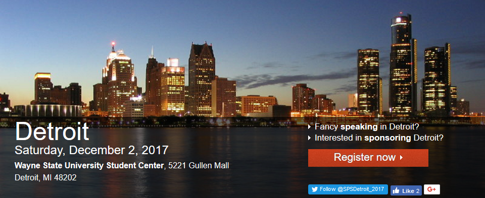 SharePoint Saturday Detroit 2017