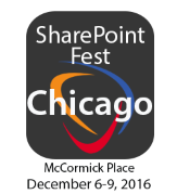 SharePoint Fest Chicago 2016