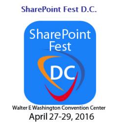 SharePoint Fest DC 2016