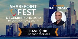 SharePoint Fest Chicago 2019