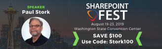 SharePoint Fest Seattle 2019