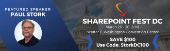 SharePoint Fest DC 2018