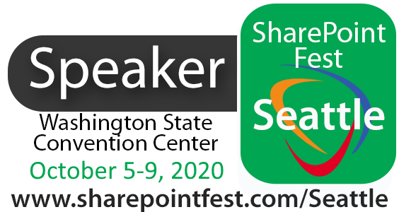 SharePoint Fest Seattle 2020